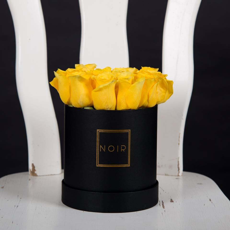 cutii rotunde aranjamente florale